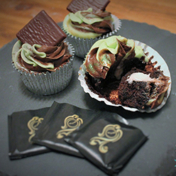 After Eight cupcakes - Cupcakes and Celebration cakes