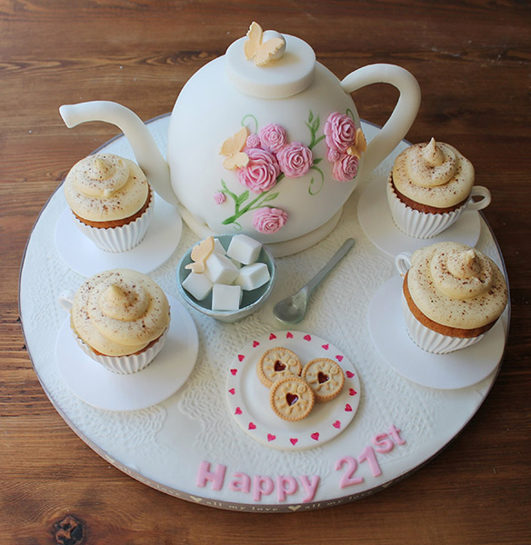 Did You Know About The 7 Celebration Cake At Olive Garden: Personalised Cupcakes & Birthday Cakes