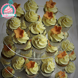 Cupcake tower - Cupcakes and Celebration cakes