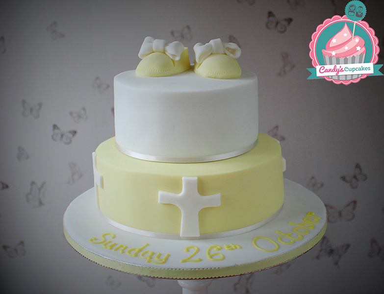 Christening Cakes Manchester Candy S Cupcakes