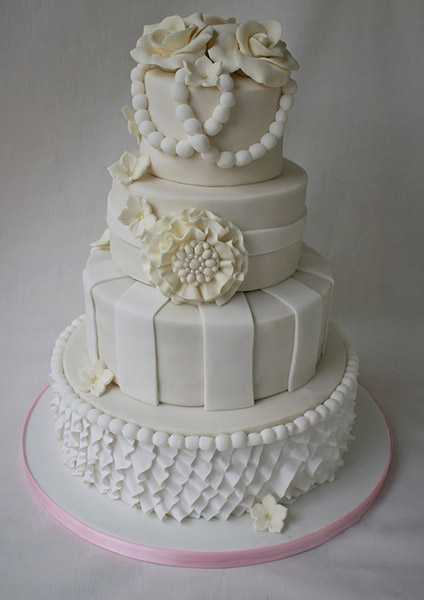 Wedding Cakes Manchester