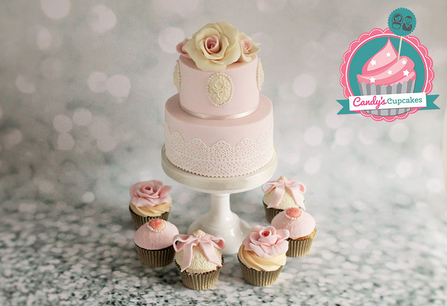Wedding Cakes Amp Cupcakes Manchester Candy S Cupcakes
